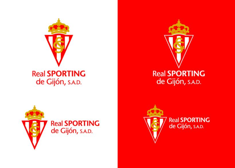 Logo Sporting de Gijón 3