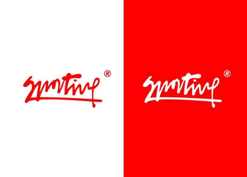 Logo sporting de gij n domestika - Fotos sporting de gijon ...