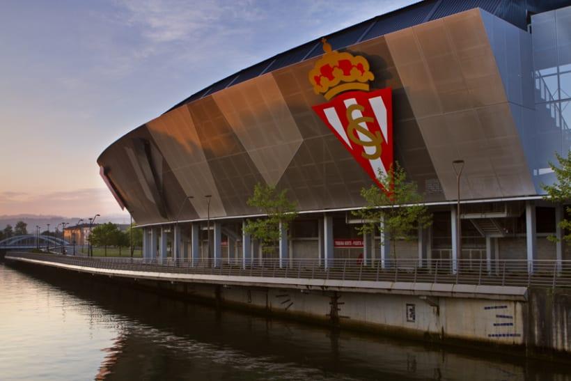 Logo Sporting de Gijón 5