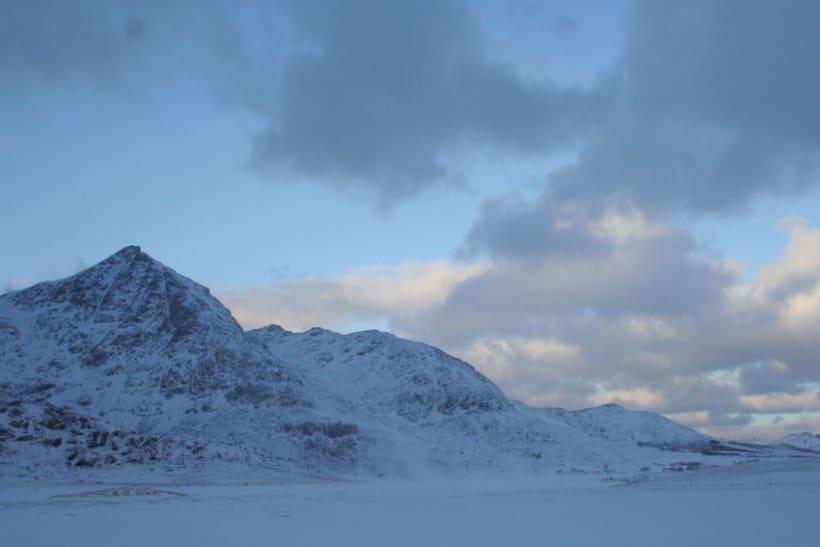 Sueños ligeros para viajes polares 1