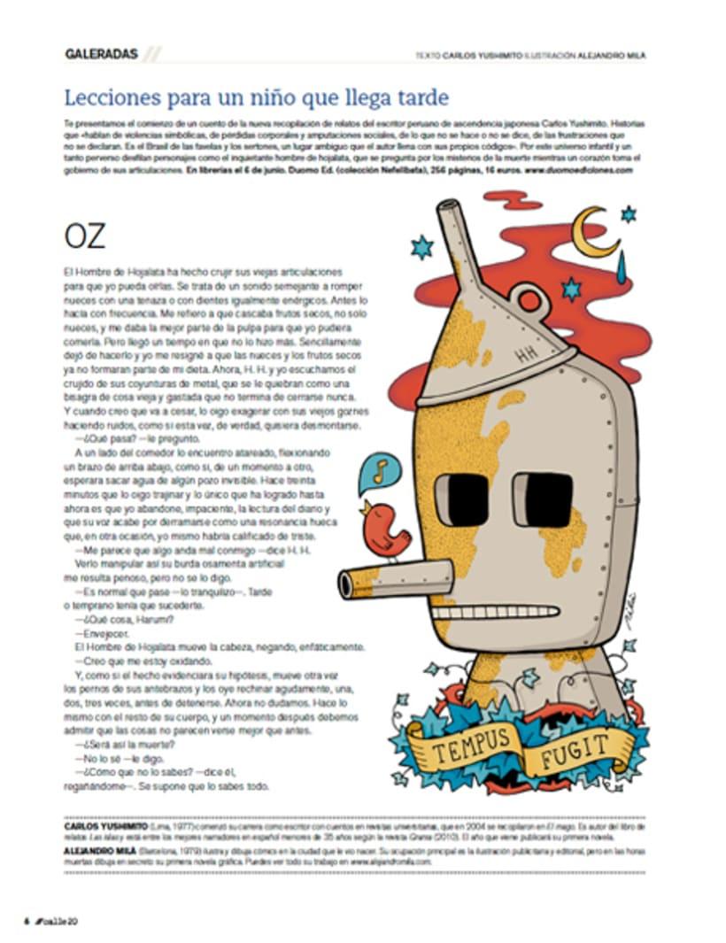 Ilustración Editorial 5