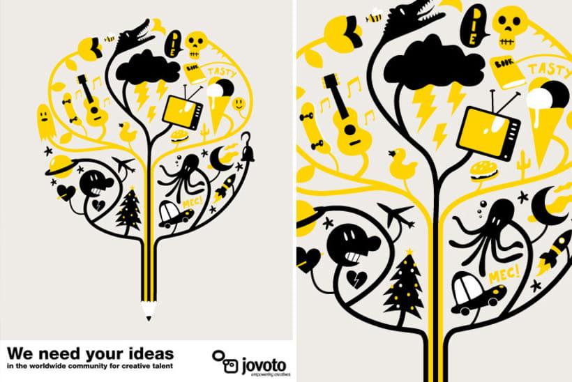 Ilustración Publicitaria 16