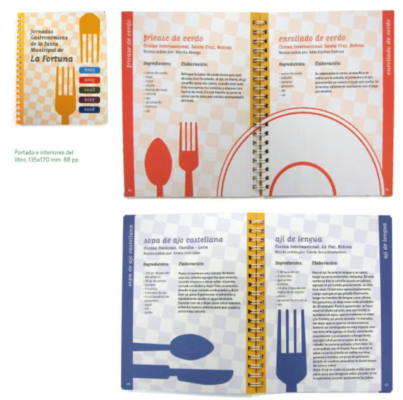 Libro de recetas 1