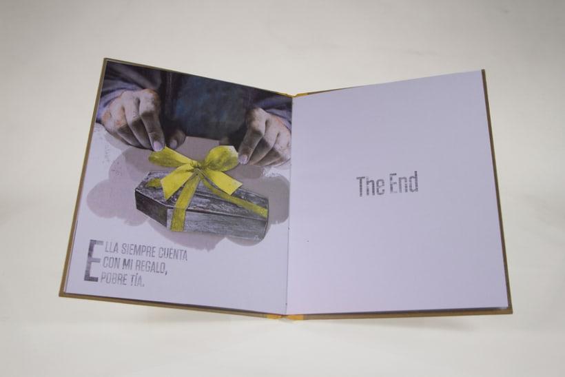 Ilustracion: The Canary Murder Case II 7