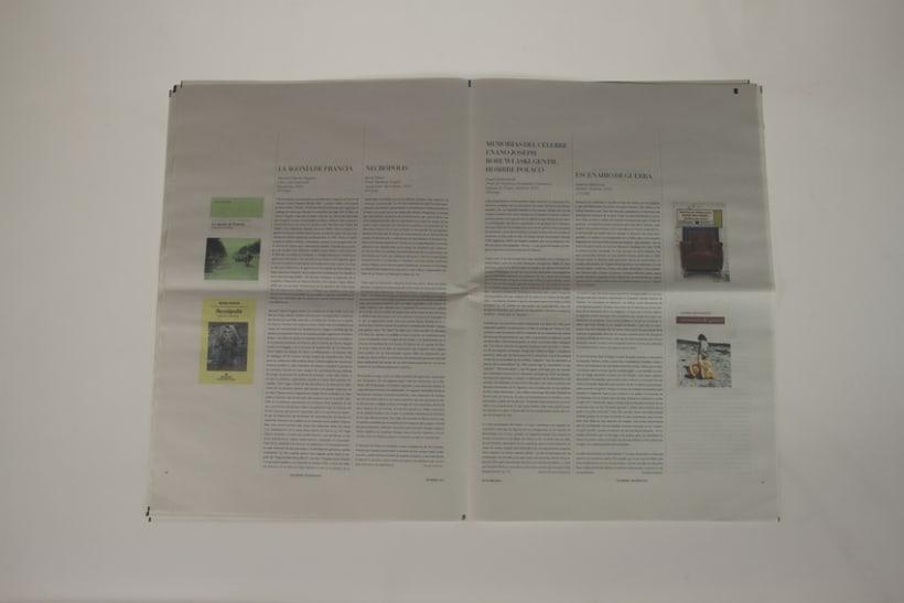 Rediseño de Quimera (Revista Literaria)   5