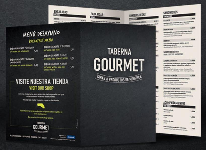 Taberna Gourmet 1