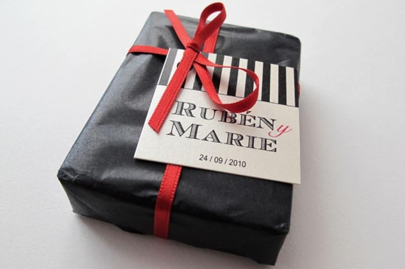 Invitación de boda 4