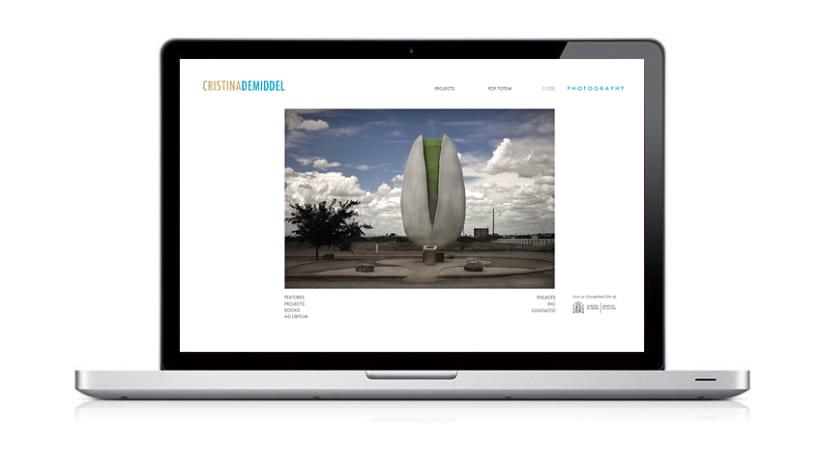 Web site Cristina de Middel 2