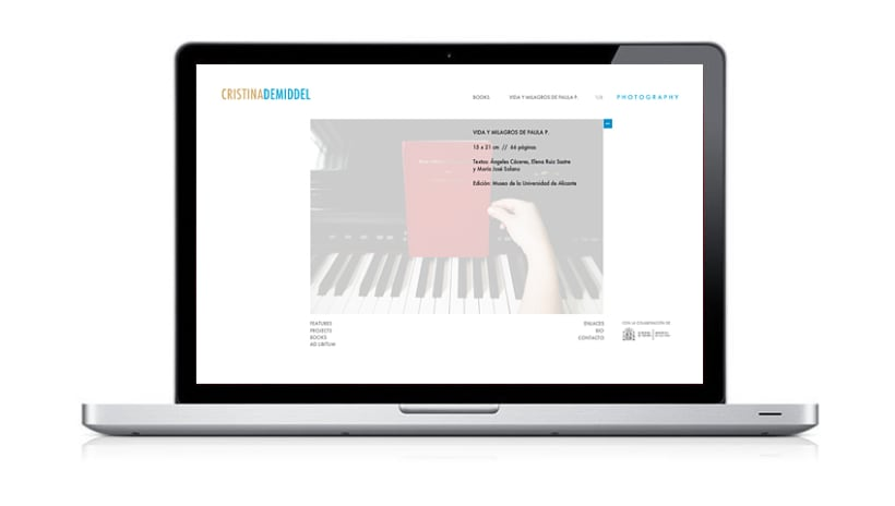 Web site Cristina de Middel 3