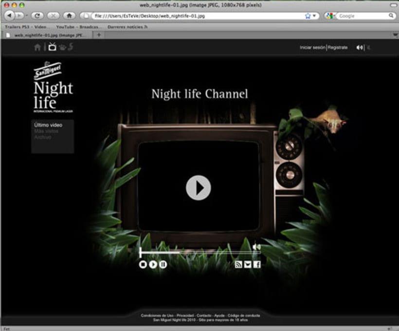 San Miguel Night life 6