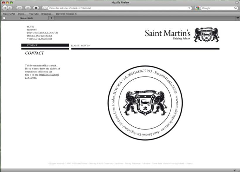 Saint Martin's Driving School 10