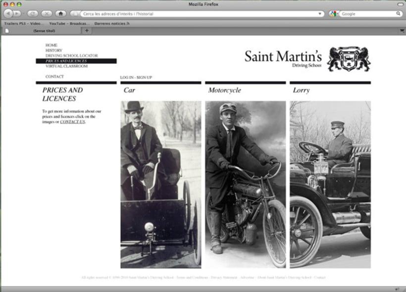 Saint Martin's Driving School 9