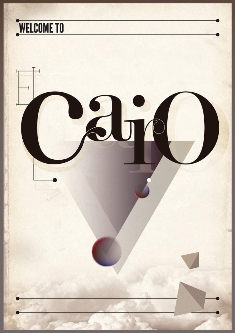 El Cairo Posters 2