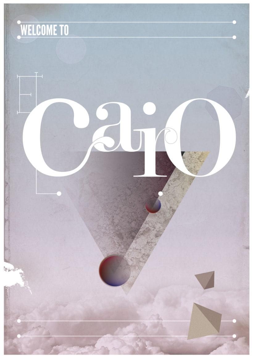 El Cairo Posters 1
