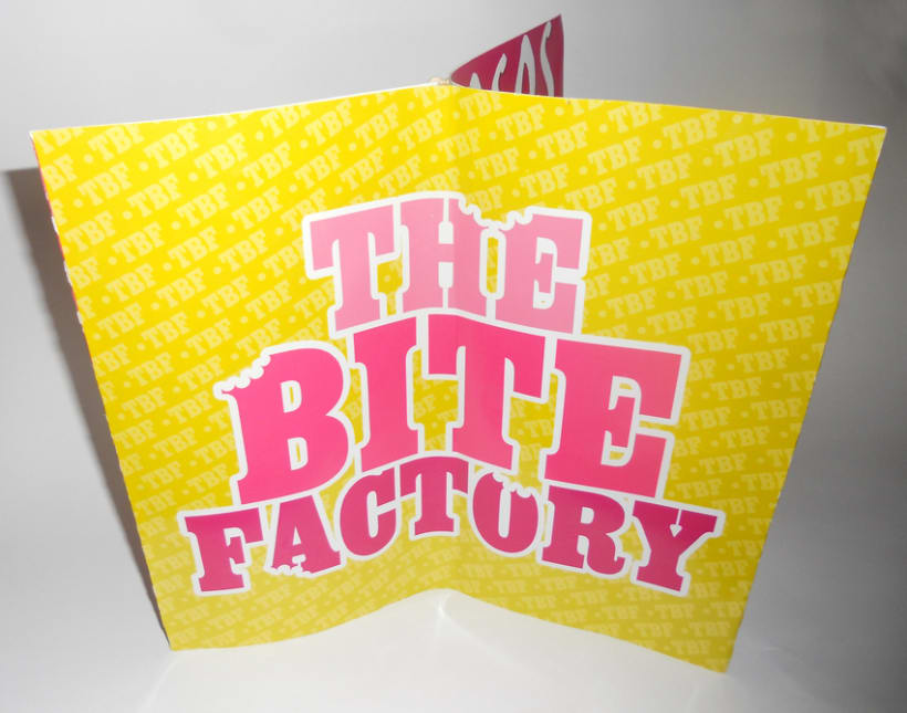 THE BITE FACTORY 5