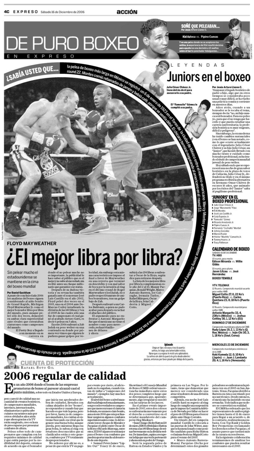 Periódico Expreso 16