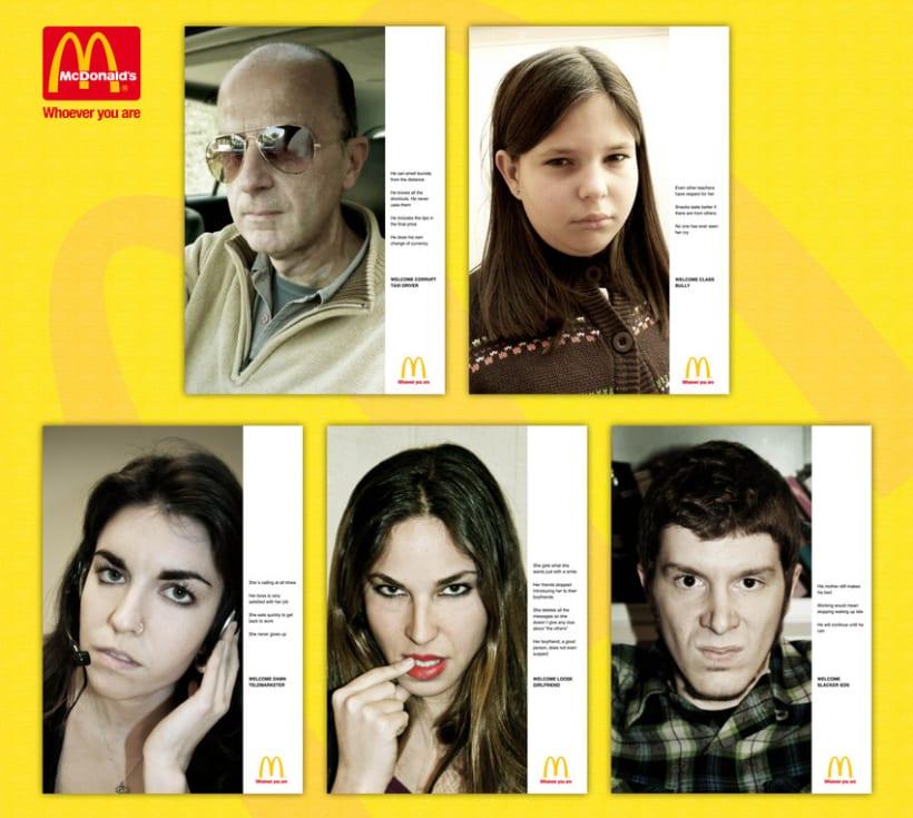 McDonald's // D&AD '11 4