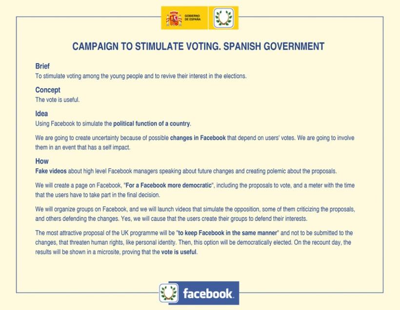 Spanish Government // Online 2