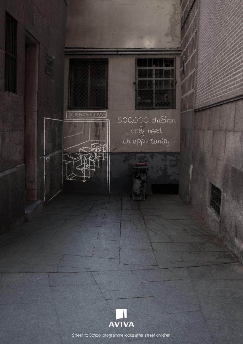 Aviva // D&AD '11 2
