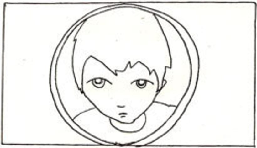 Amateurs, storyboard de la película 39