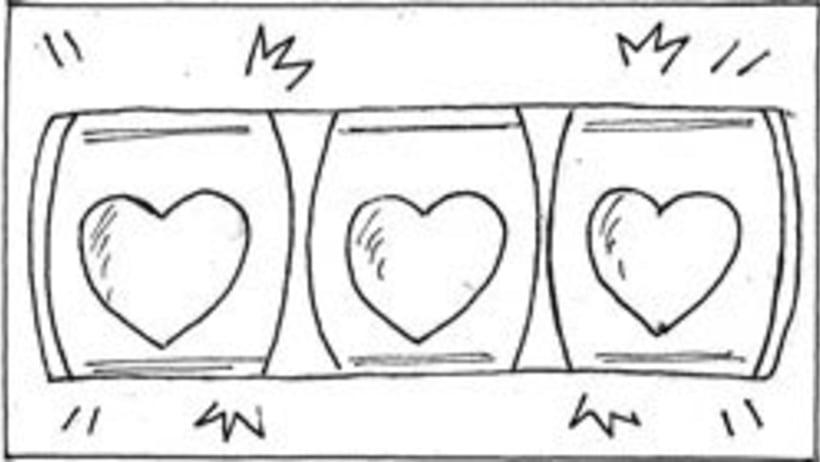 Amateurs, storyboard de la película 25