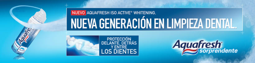 Aquafresh Iso Active Whitening 1