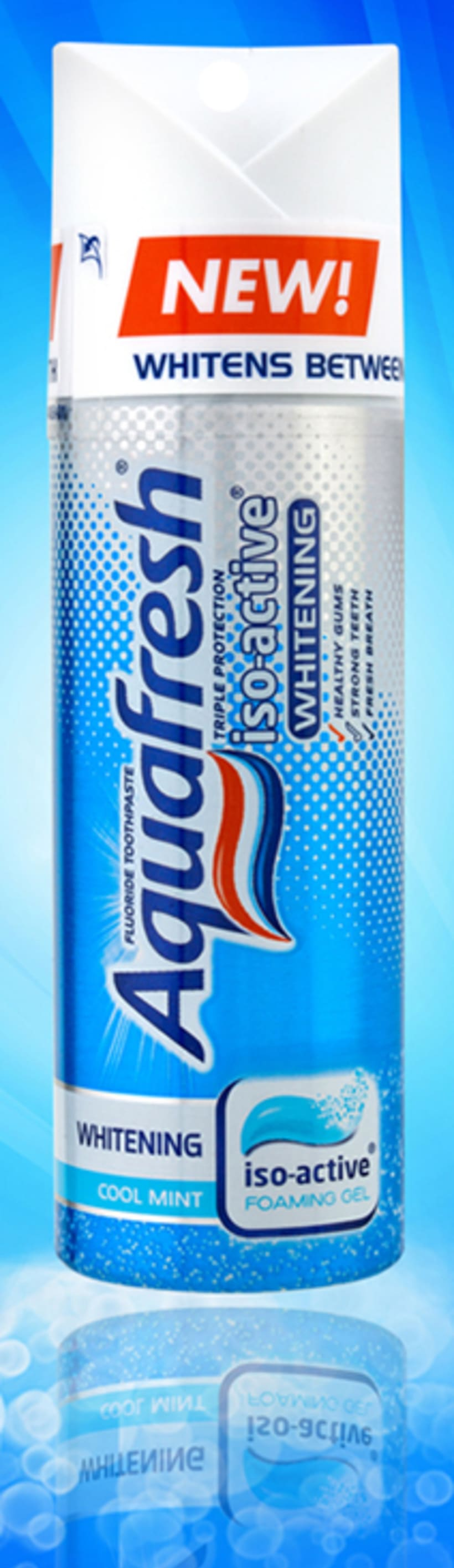 Aquafresh Iso Active Whitening 3