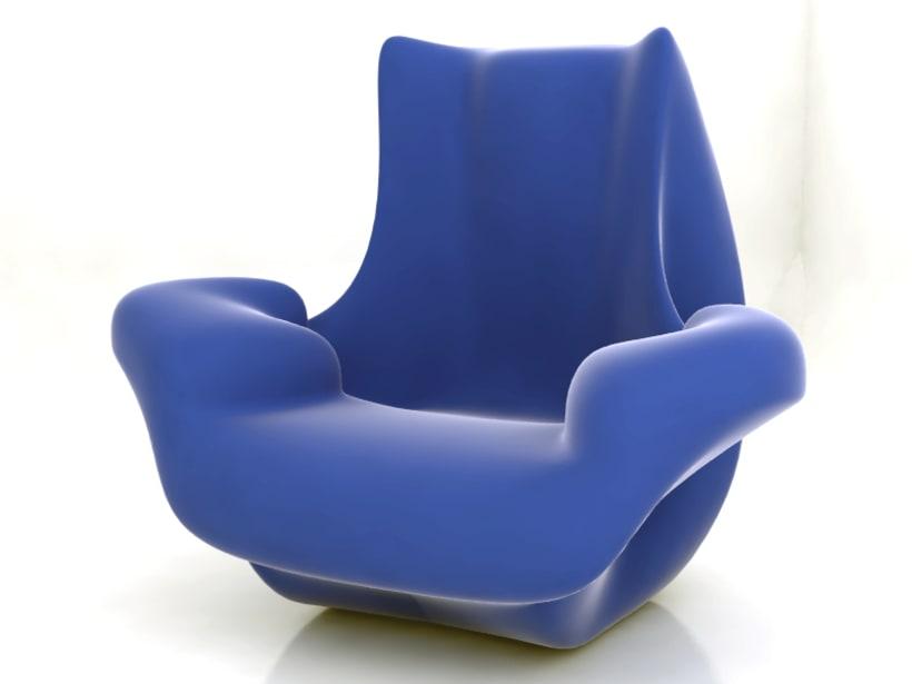 Modelado de mueble 2