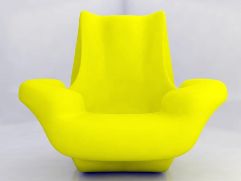 Modelado de mueble 3