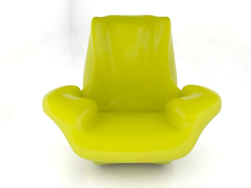 Modelado de mueble 6