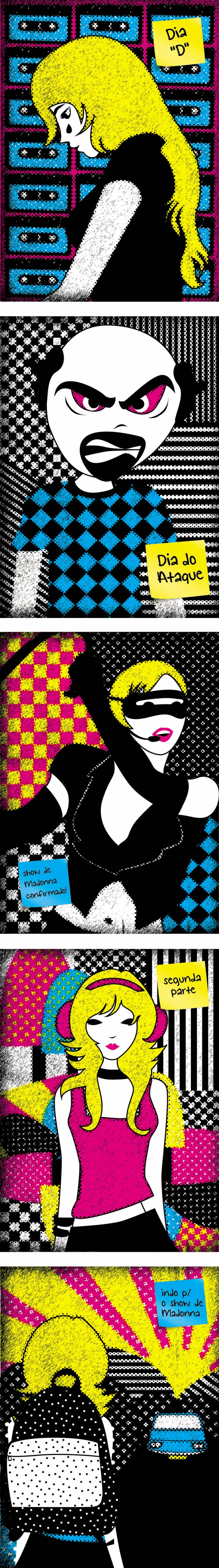 Nasci pra ser Madonna 1