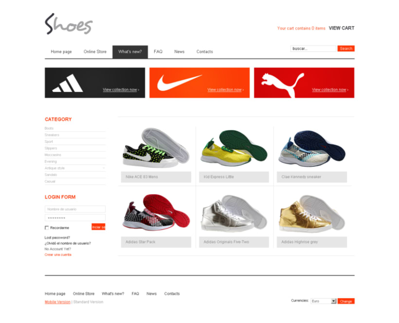 sports shoes 3