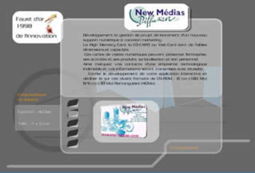 New medias diffusion 2