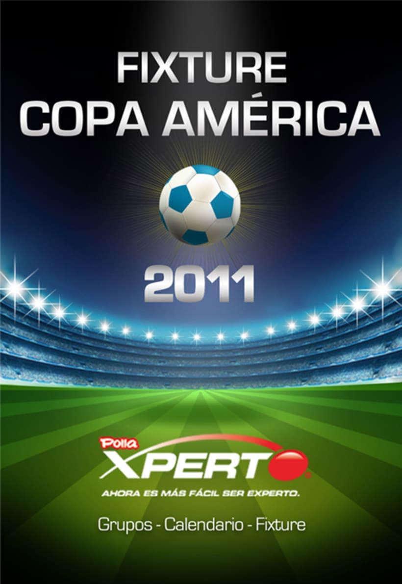 Fixture Copa América 2011 1