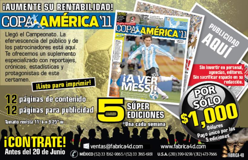 Copa América 2011 2
