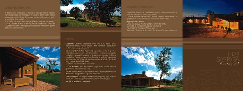 Mas Garriga, turismo rural 3