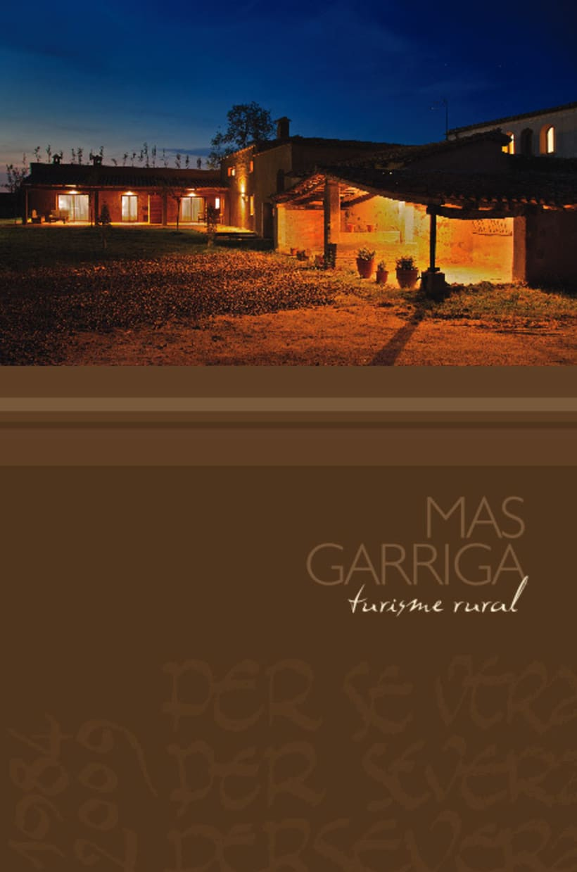 Mas Garriga, turismo rural 5