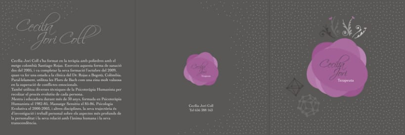 Cecília Jori, Terapeuta 2