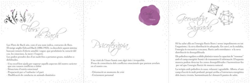 Cecília Jori, Terapeuta 3