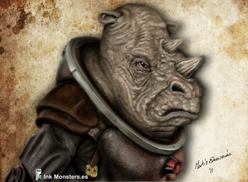 Judoon Dr Who 2