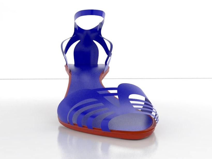 Modelado de calzado 2