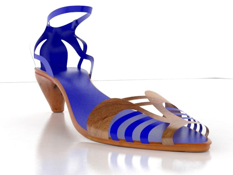 Modelado de calzado 6