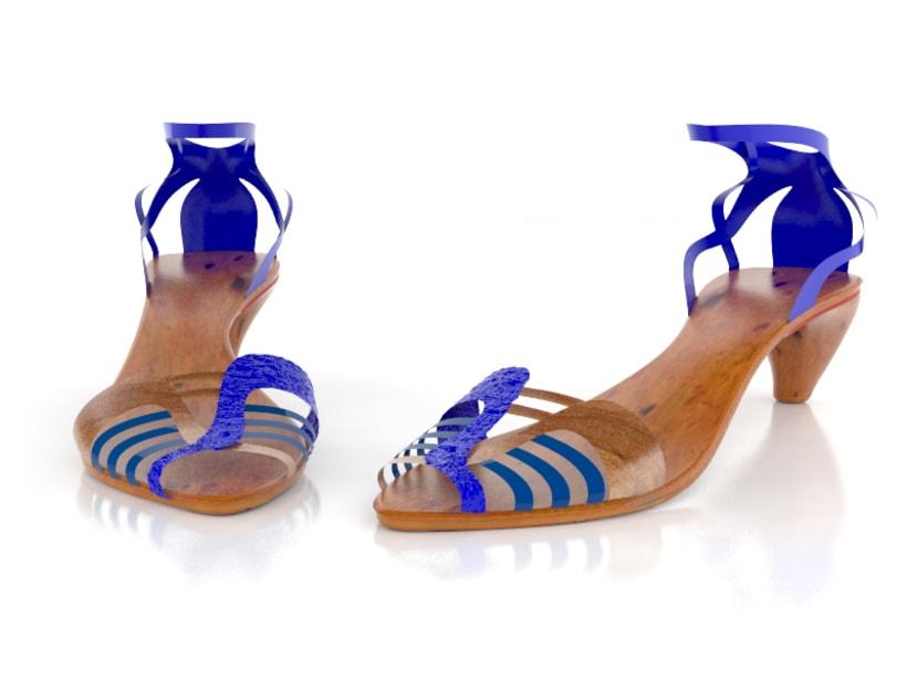 Modelado de calzado 7
