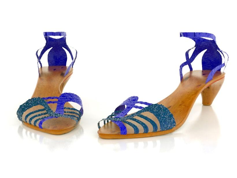 Modelado de calzado 8