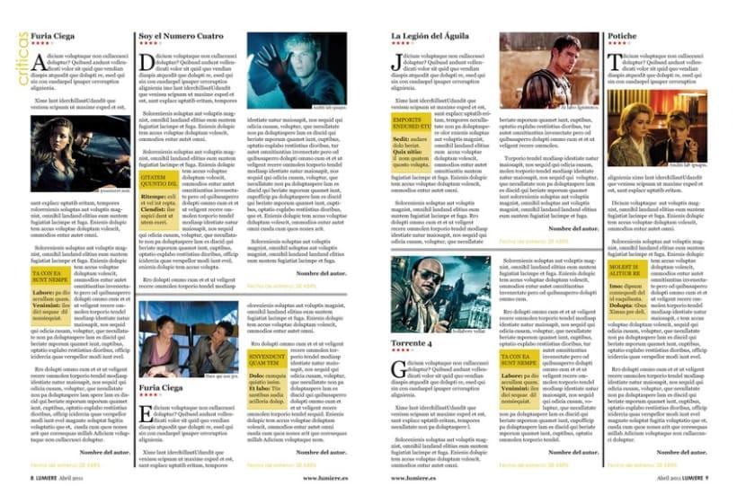 Revista CINE 5