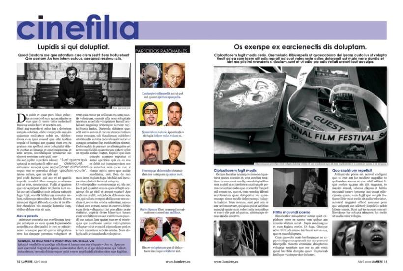 Revista CINE 6