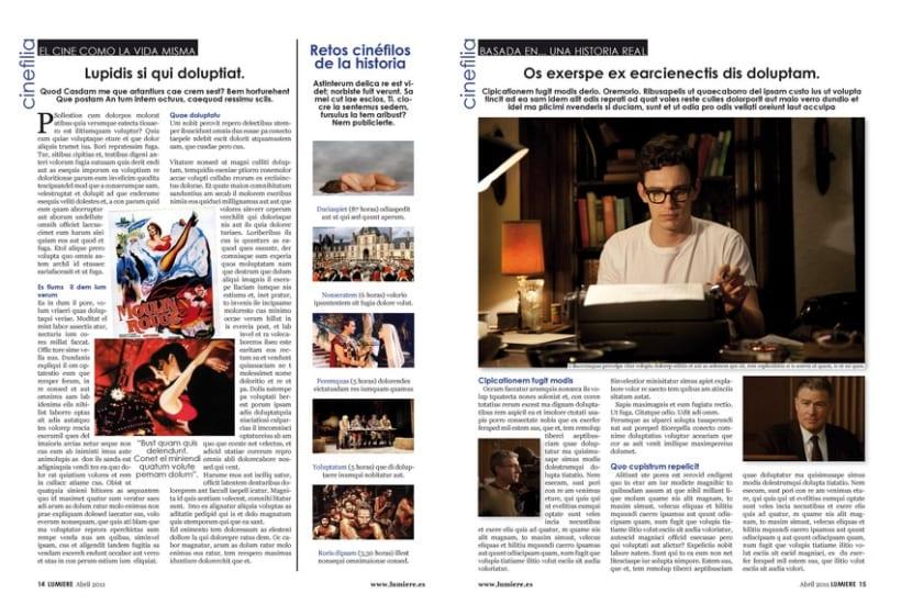 Revista CINE 8