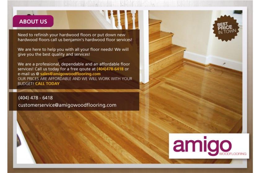 Publicidad web | Amigo Woodflooring 4