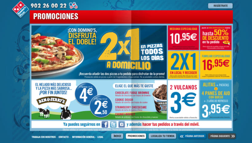 Domino's Pizza 5