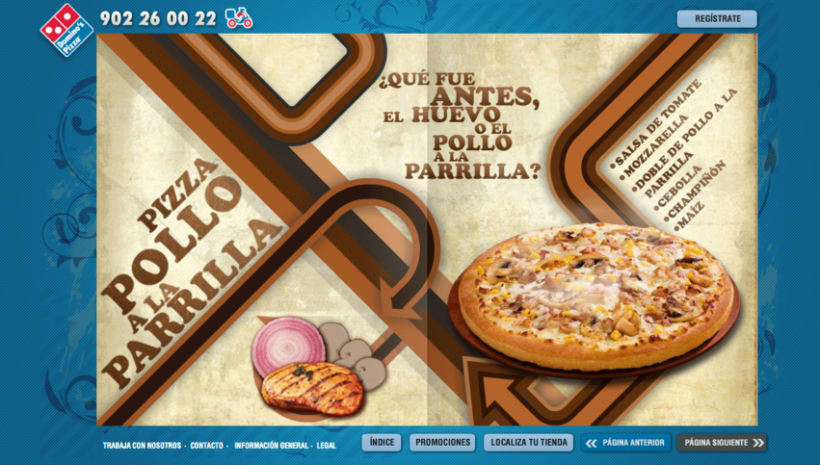 Domino's Pizza 4